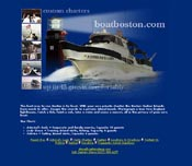 Boat Boston Custom Charters