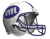 BYFL Football Helmet