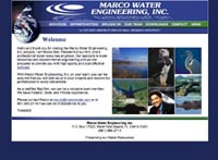 Marco Water Engineering Website