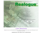 REALOGUE intranet site