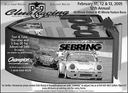 12th Annual - 48 Hours at Sebring