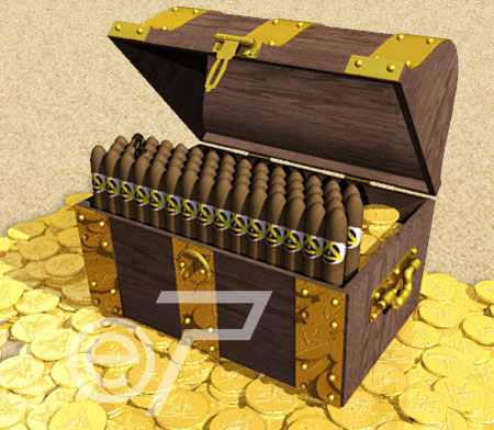 FDC Treasure Chest