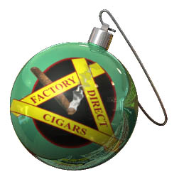 FDC Christmas Ornament